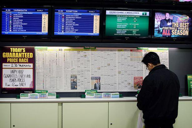 horse-gambling