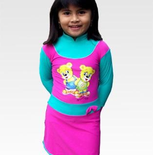 Baju Renang Muslimah Anak CS-19
