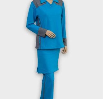 Baju Senam/Sukan Muslimah GM-06
