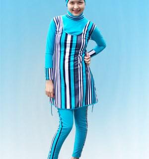 Baju Renang Muslimah SM-45