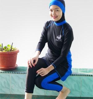 Baju Renang Muslimah SP-03