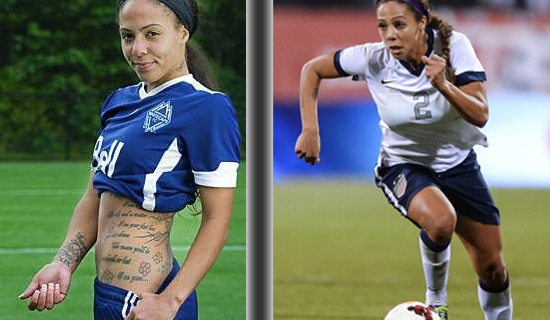 Top 10 Hottest Female Soccer Players in the World ...