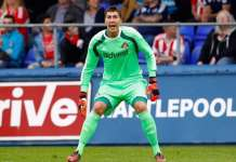 Costel Pantilimon Sunderland - Hull City 1-3