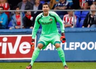 Costel Pantilimon Sunderland - Hull City 1-3