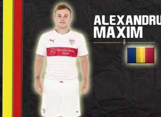 alexandru maxim - stuutgart