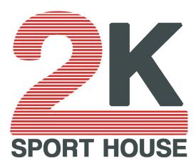 2k sport house fitness studio in bucuresti