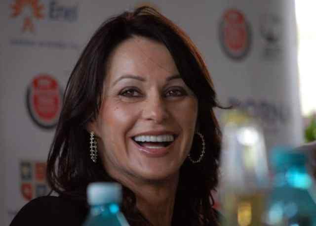 Nadia Comaneci.