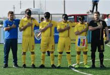 fotbalul pentru nevazatori