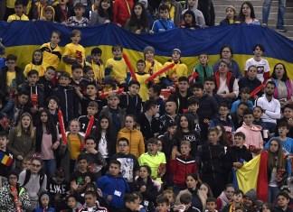 fanii României