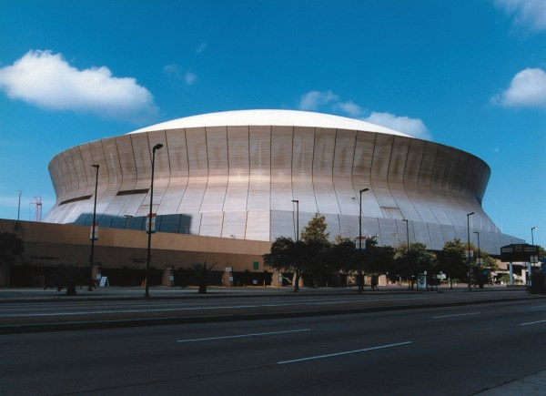 SuperDome - La Nouvelle Orléans