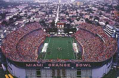Miami Orange Bowl