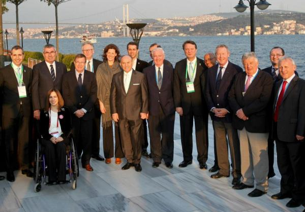 Commission d'évaluation CIO - Istanbul 2020