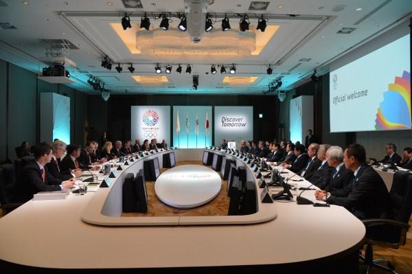 Commission d'évaluation du CIO - Tokyo2020