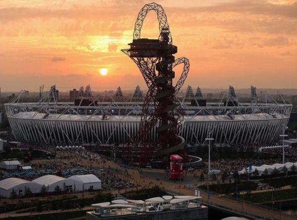 Stade Olympique London - 09 septembre 2012