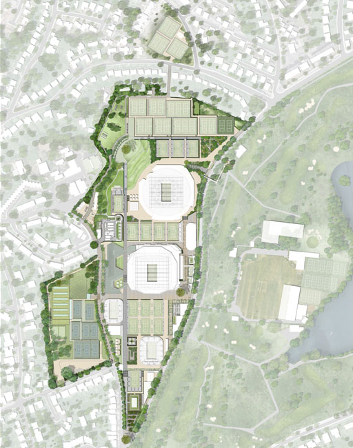 Masterplan - Wimbledon 2020