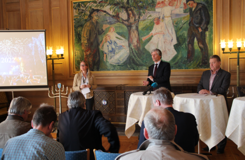 Oslo 2022 - Conseil Municipal
