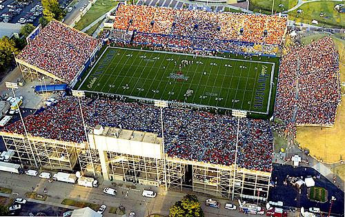 Stadium - Tulsa