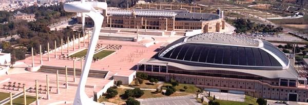 Anneau olympique de Montjuic