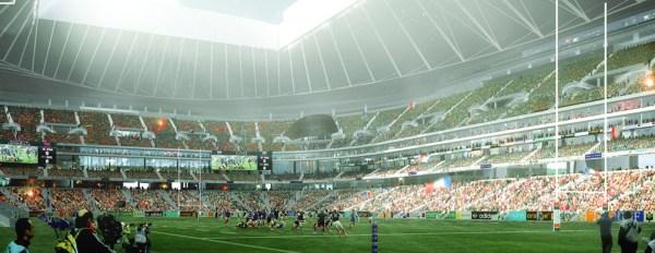 Grand Stade de Rugby - Ris Orangis