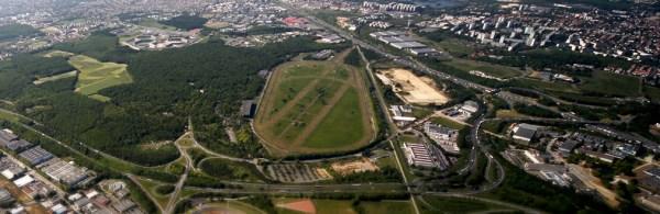 Hippdrome de Ris-Orangis - Grand Stade de la FFR