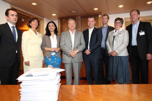 Oslo 2022 - Demande de garanties auprès de l'Etat