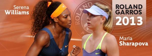 Roland Garros - finale féminine