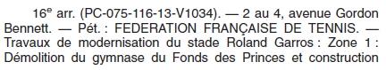 Bulletin Municipal - Paris - 13 août 2013 - 1epartie