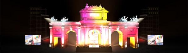 Puerta de Alcala - Madrid 2020
