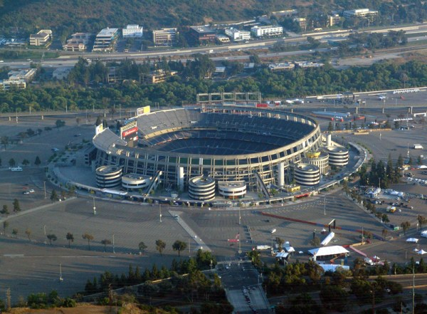 Qualcomm Stadium - San Diego