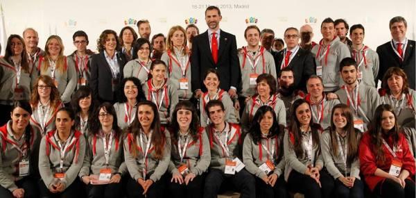 Madrid 2020 - Volontaires