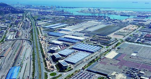 Marina del Prat Vermell - JO 2022