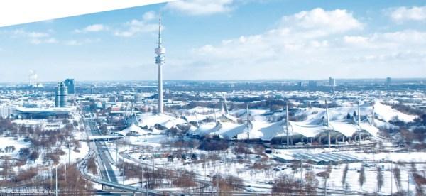 Munich2022 - vue du Parc Olympique