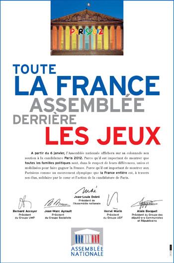 Paris2012 - Assemblée Nationale