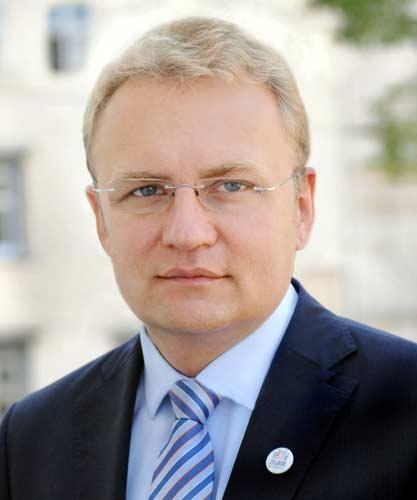 Andriy Sadovyi