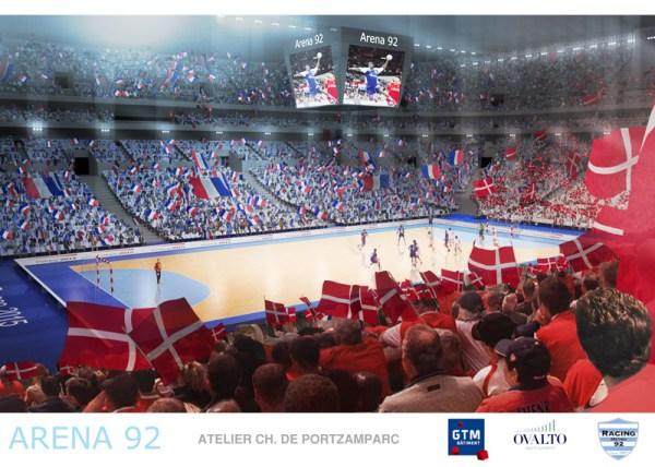 Arena 92 - handball