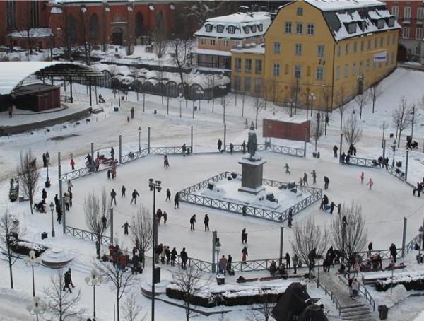 Jardin du Roi - Stockholm