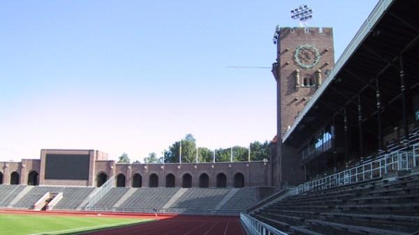 Stade Olympique de Stockholm