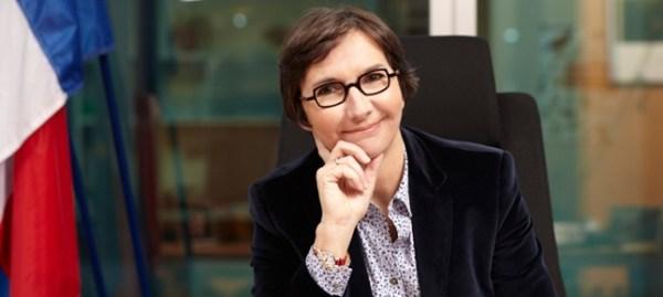 Valérie Fourneyron - Ministre des Sports