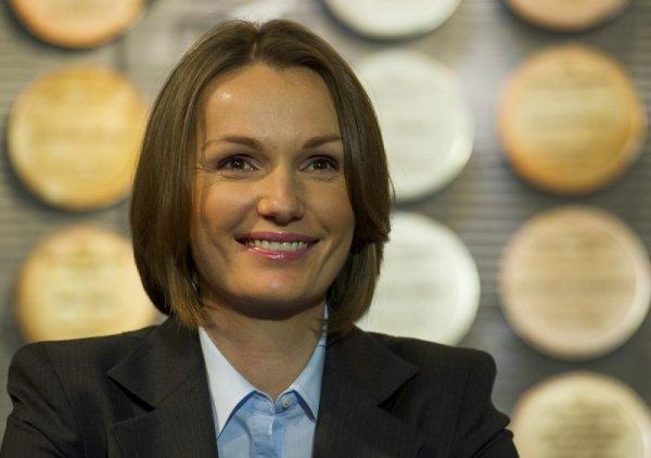Cracovie 2022 - Présidente Jagna Marczulajtis-Walczak