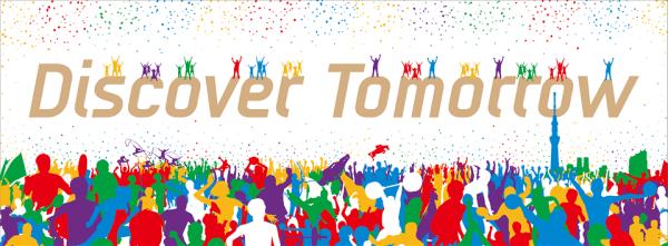 Discover Tomorrow - Tokyo 2020