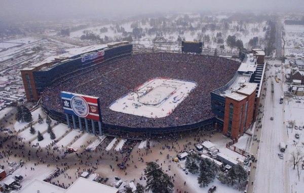 Michigan Stadium de Détroit