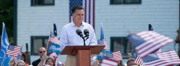 Mitt Romney - Sotchi