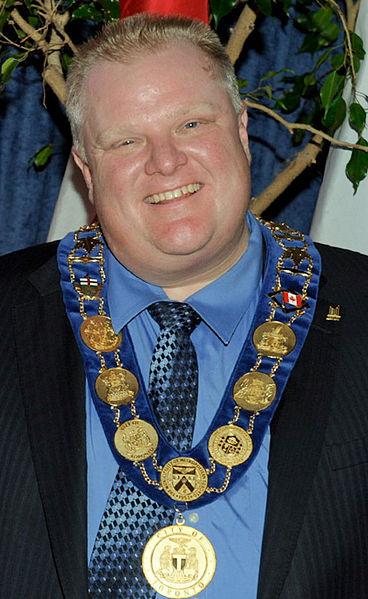 Rob Ford - Maire de Toronto