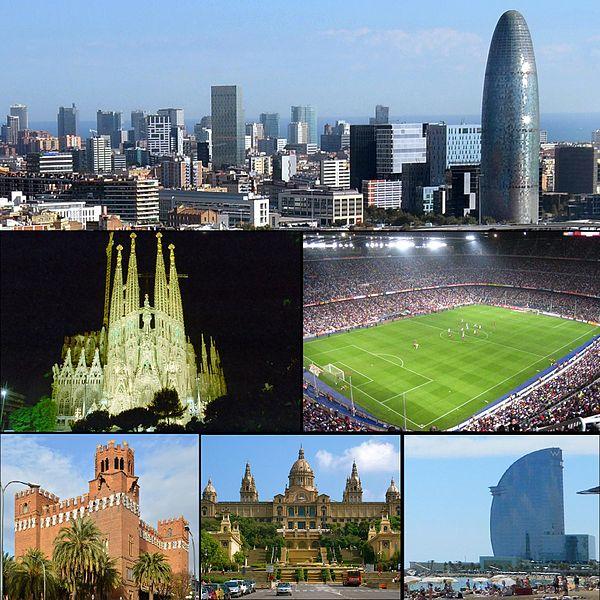 Barcelone - diaporama