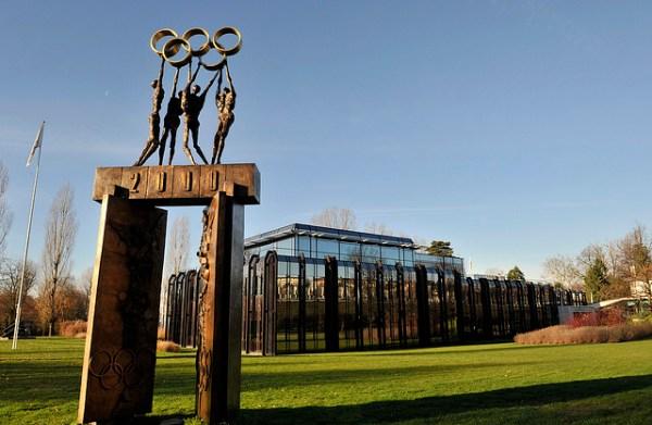 Siège du Comité International Olympique - CIO