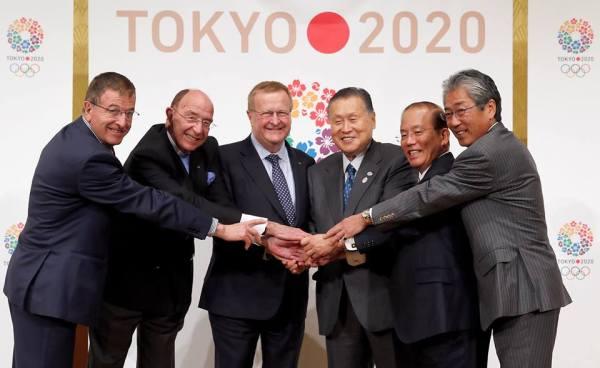 Délégation de la Commission de Coordination - Tokyo 2020