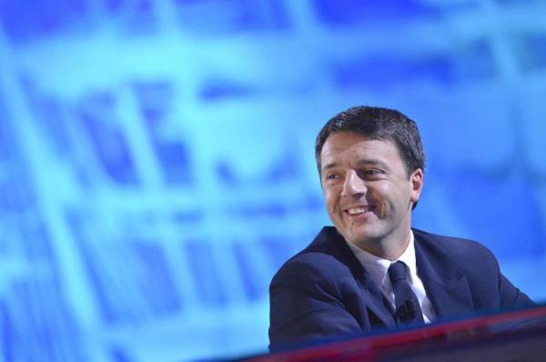 Matteo Renzi - Italie