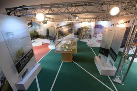 Pavillon d'information - Roland Garros