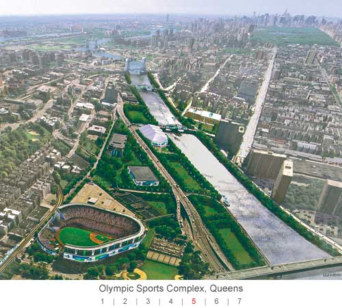 NYC - Olympic Sports Complex - Queens