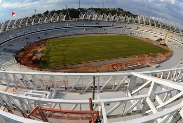 Stade de Porte Alegre